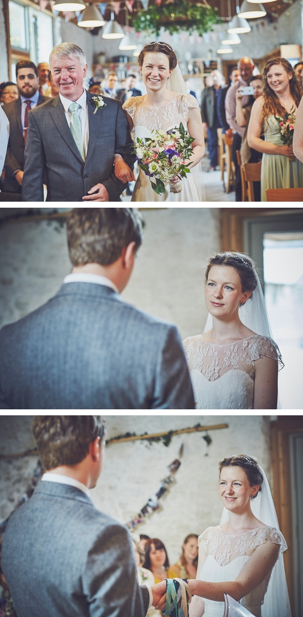 River Cottage HQ wedding photography Somerset