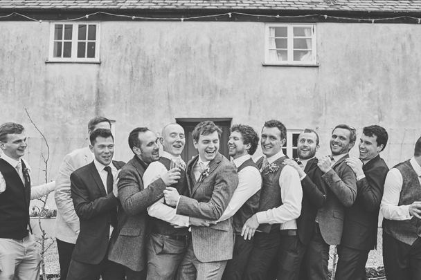 River Cottage HQ wedding photography Devon