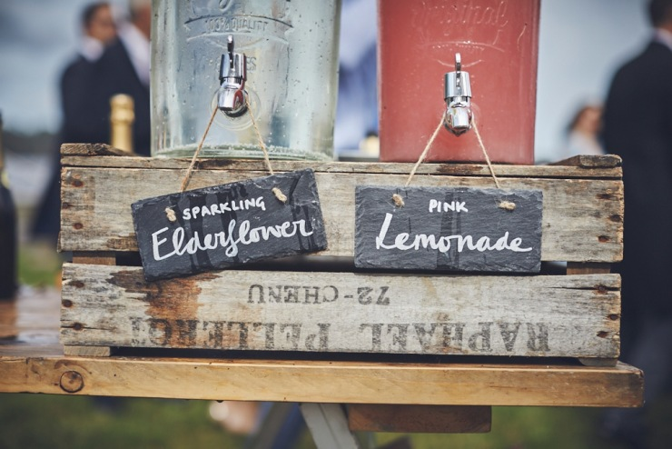documentary wedding photography at devon marquee